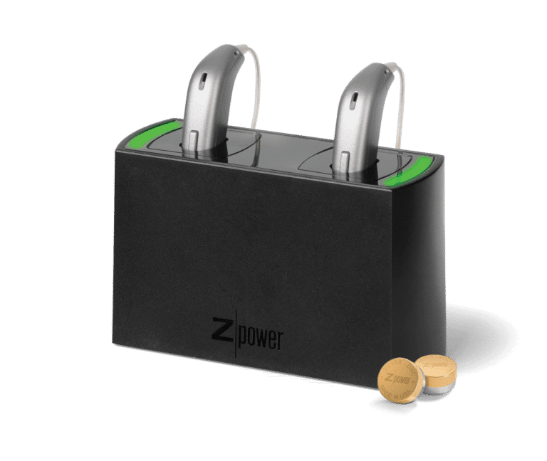 Rechargeable hearing aid doc